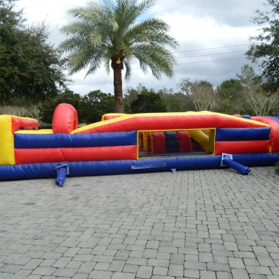 Sanford, bounce house, Lake Mary
