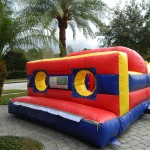 bounce houeses, waterslide, Lake Mary