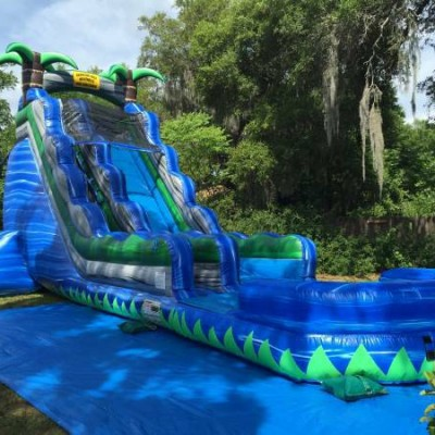 waterslide, Sanford, Lake Mary