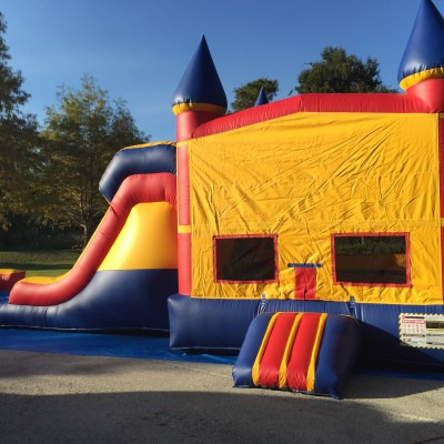 bounce houses, longwood, heathrow