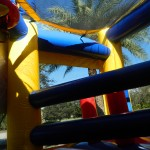 Lake Mary, waterslide, bounce houses