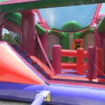 Sanford, bounce house, Heathrow