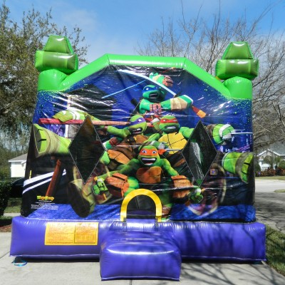 waterslides, bounce house, Sanford