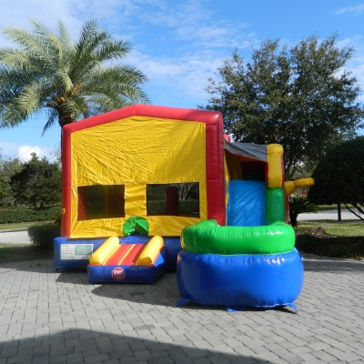 bounce house, waterslides, sanford