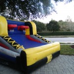 bounce houses, Heathrow, waterslides