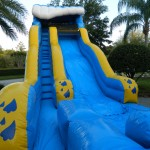 Sanford, bounce house, waterslides