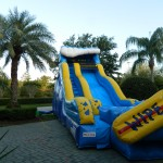 Bounce House, waterlside, Sanford