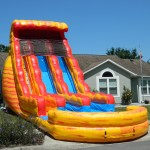 waterslide, Lake Mary, Bounce house