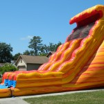 bounce house, Sanford, waterslide
