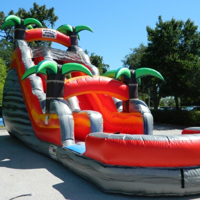 waterslide, Lake Mary, Longwood