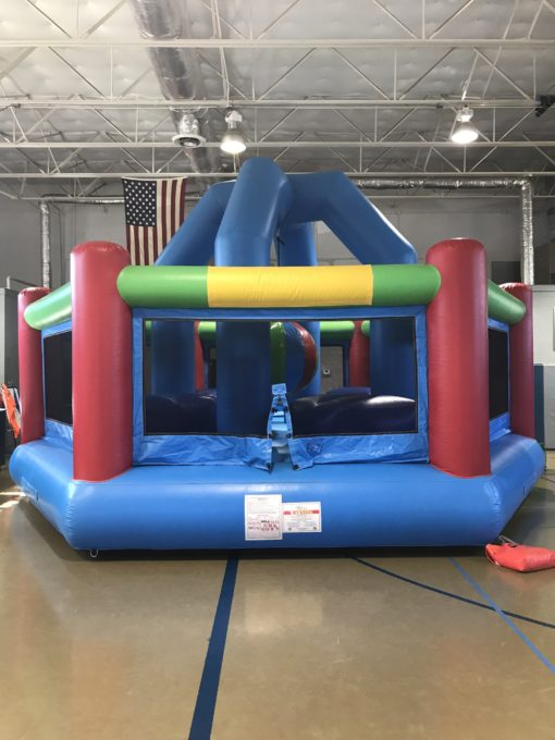 Sanford, Bounce houses, waterslides